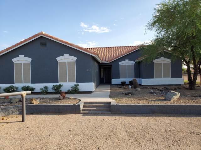 3865 E Pony Track Lane, San Tan Valley, AZ 85140 (MLS #6138604) :: Yost Realty Group at RE/MAX Casa Grande