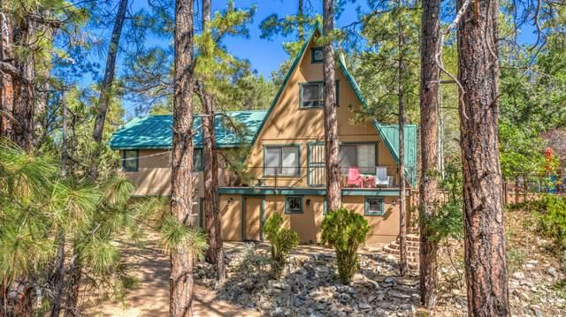 347 S Burton Drive, Prescott, AZ 86305 (MLS #6138605) :: Brett Tanner Home Selling Team