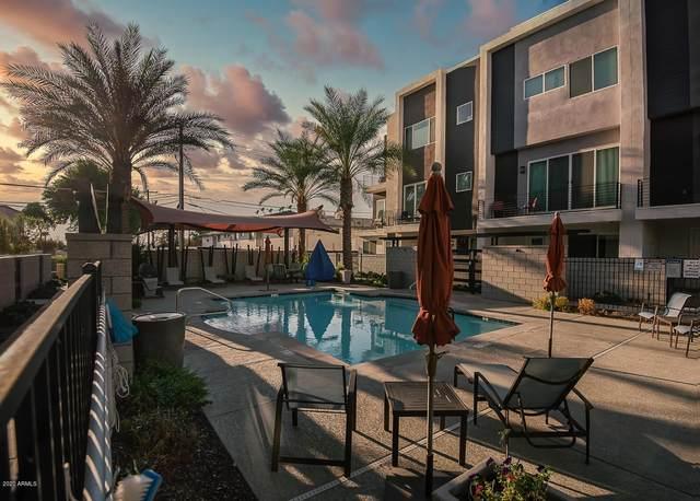 4444 N 25TH Street #23, Phoenix, AZ 85016 (MLS #6138618) :: Arizona Home Group