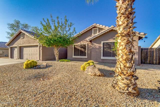 6172 W Villa Theresa Drive, Glendale, AZ 85308 (MLS #6138620) :: Howe Realty