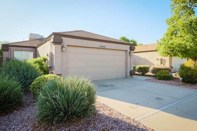 24648 N 40TH Lane, Glendale, AZ 85310 (MLS #6138641) :: Howe Realty