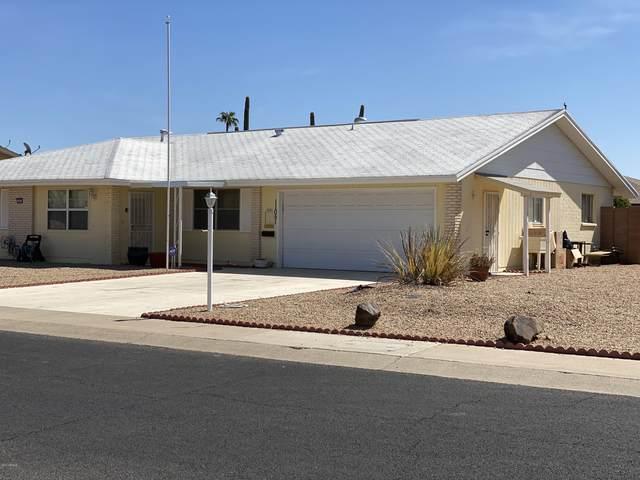 11051 W Meade Drive, Sun City, AZ 85351 (MLS #6138647) :: Howe Realty