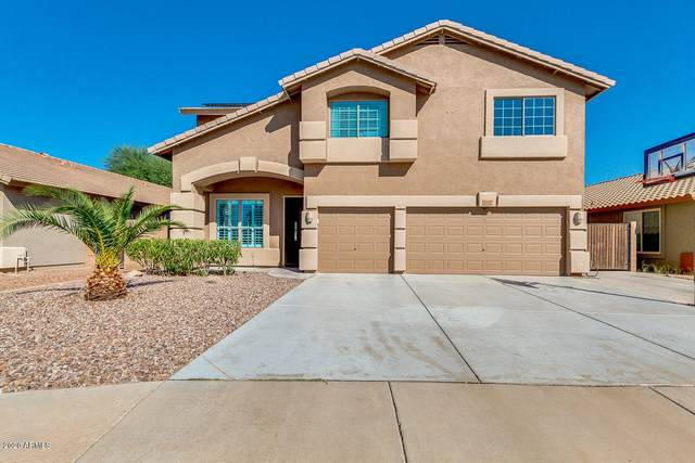 20627 N 89TH Drive, Peoria, AZ 85382 (MLS #6138652) :: Howe Realty