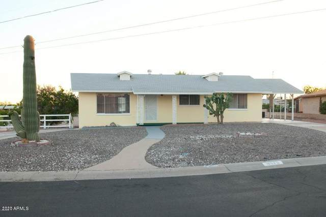 11370 N 114TH Drive, Youngtown, AZ 85363 (#6138672) :: Long Realty Company
