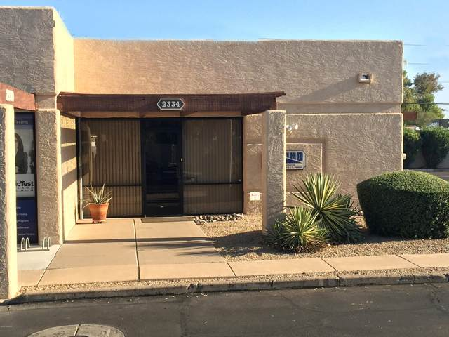2334 S Mcclintock Drive, Tempe, AZ 85282 (MLS #6138684) :: Keller Williams Realty Phoenix