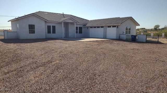 2005 W Highridge Road, Wickenburg, AZ 85390 (MLS #6138688) :: Brett Tanner Home Selling Team