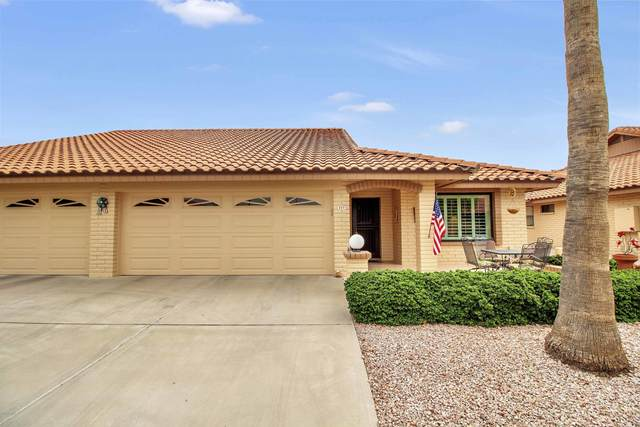 7746 E Laguna Azul Avenue #257, Mesa, AZ 85209 (MLS #6138708) :: The Helping Hands Team
