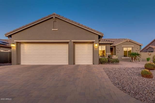 5143 N Scottsdale Road, Eloy, AZ 85131 (MLS #6138722) :: Howe Realty