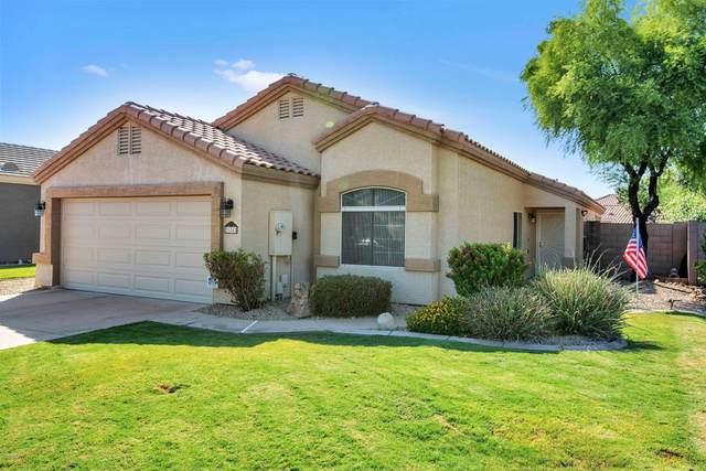 21242 N 91ST Drive, Peoria, AZ 85382 (MLS #6138746) :: Howe Realty