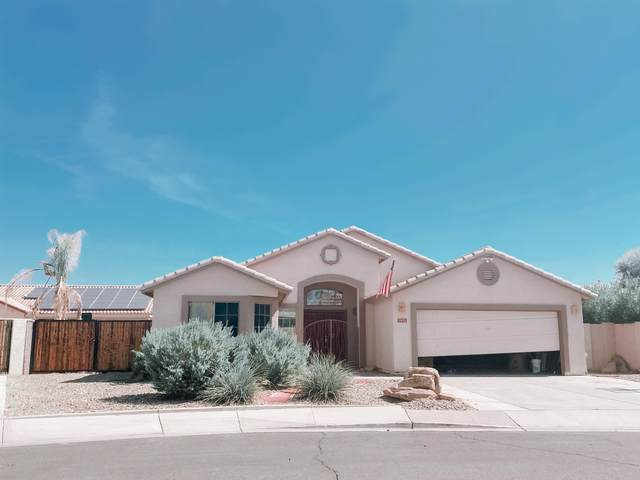 2925 S Mesita, Mesa, AZ 85212 (MLS #6138754) :: Arizona 1 Real Estate Team