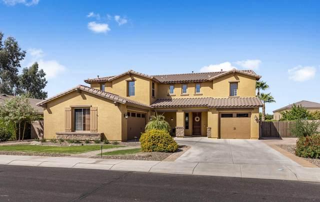 2750 E Carob Drive, Gilbert, AZ 85298 (MLS #6138788) :: Dijkstra & Co.