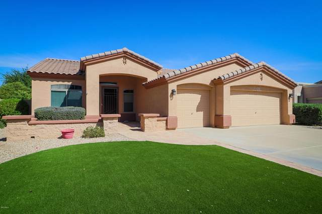 844 E Harrison Court, Gilbert, AZ 85295 (MLS #6138791) :: The Property Partners at eXp Realty