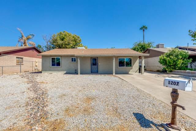 1207 S 80TH Street, Mesa, AZ 85209 (#6138802) :: Long Realty Company