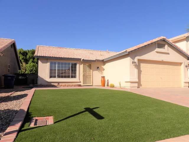 402 E Harrison Street, Chandler, AZ 85225 (MLS #6138804) :: neXGen Real Estate