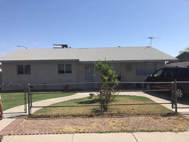 14017 N 4TH Avenue, El Mirage, AZ 85335 (MLS #6138805) :: Conway Real Estate
