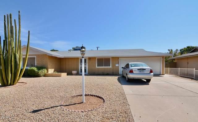 12011 N 105TH Avenue, Sun City, AZ 85351 (MLS #6138816) :: Howe Realty