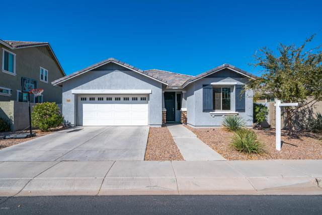 3012 E Russell Street, Mesa, AZ 85213 (MLS #6138832) :: The Garcia Group