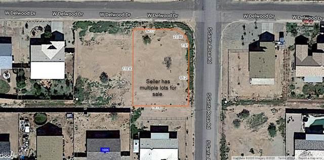 12479 W Delwood Drive, Arizona City, AZ 85123 (MLS #6138866) :: Keller Williams Realty Phoenix