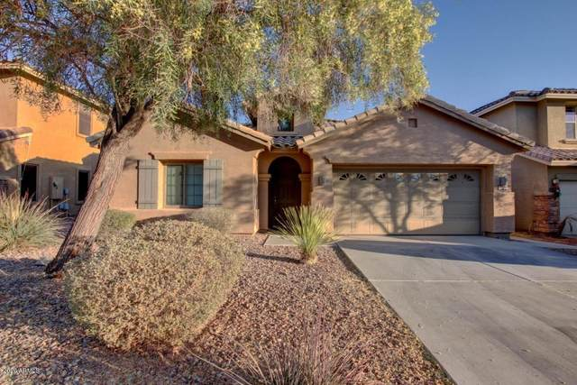 22160 W Shadow Drive, Buckeye, AZ 85326 (MLS #6138870) :: neXGen Real Estate
