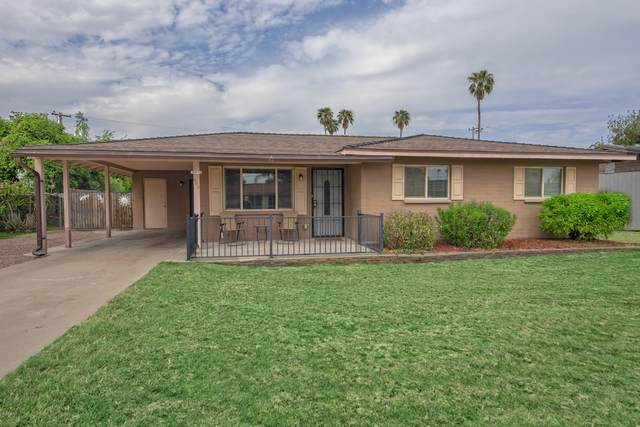 808 E Lincoln Avenue, Buckeye, AZ 85326 (MLS #6138873) :: neXGen Real Estate