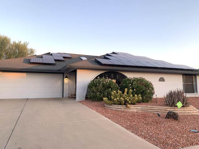 13114 W Limewood Drive, Sun City West, AZ 85375 (MLS #6138883) :: Brett Tanner Home Selling Team
