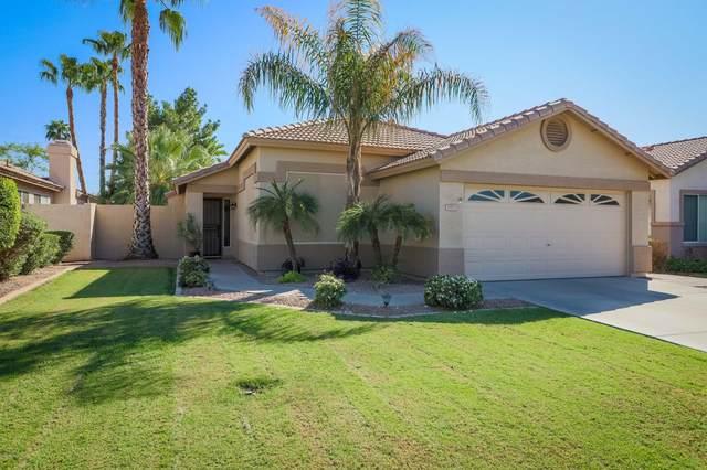 3951 E Redfield Court, Gilbert, AZ 85234 (MLS #6138895) :: Keller Williams Realty Phoenix