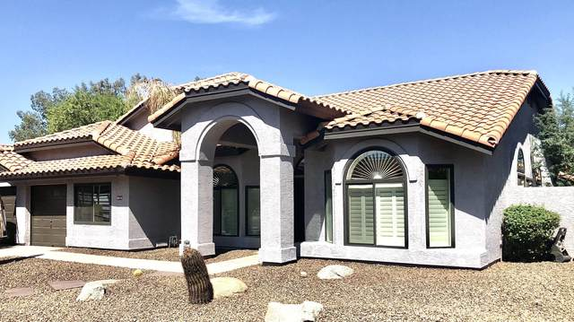 4818 E Aire Libre Avenue, Scottsdale, AZ 85254 (MLS #6138902) :: Brett Tanner Home Selling Team