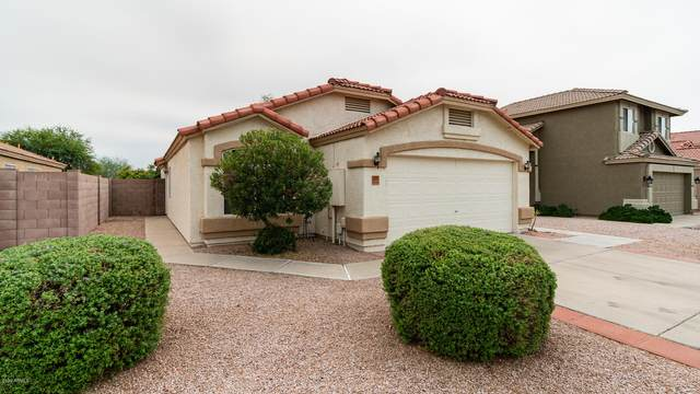 1963 E Bluefield Avenue, Phoenix, AZ 85022 (MLS #6138903) :: Brett Tanner Home Selling Team