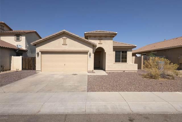 2614 W Fawn Drive, Phoenix, AZ 85041 (MLS #6138922) :: Howe Realty