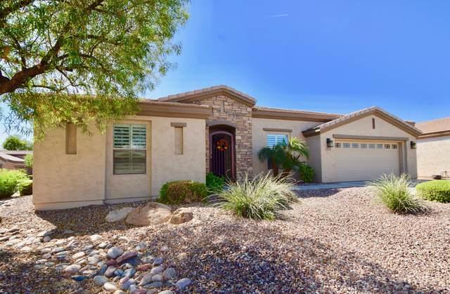 4135 E Appleby Drive, Gilbert, AZ 85298 (MLS #6138936) :: Keller Williams Realty Phoenix