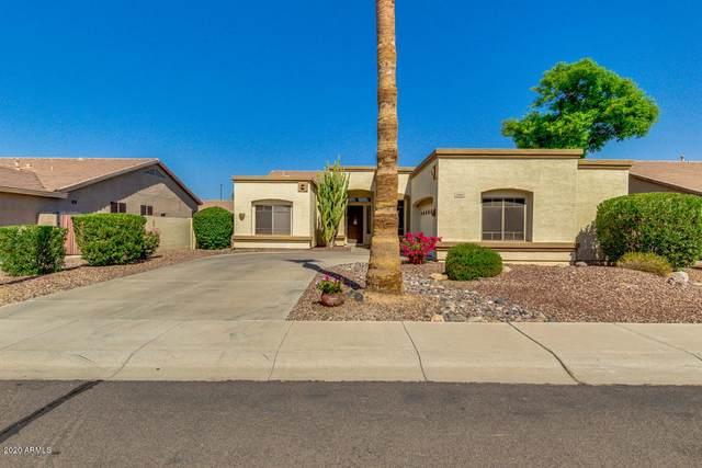 3266 E Maplewood Street, Gilbert, AZ 85297 (MLS #6138955) :: Arizona Home Group