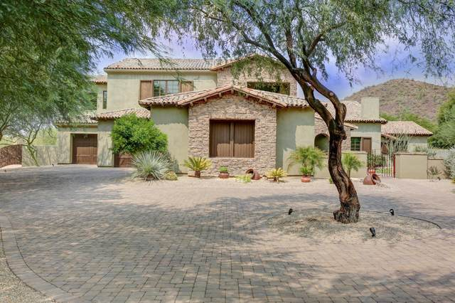 7914 E Baker Drive, Scottsdale, AZ 85266 (MLS #6138962) :: Yost Realty Group at RE/MAX Casa Grande