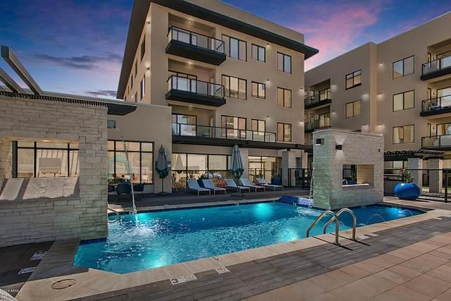 7300 E Earll Drive #1015, Scottsdale, AZ 85251 (MLS #6138973) :: Devor Real Estate Associates