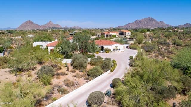 23223 N 95TH Place, Scottsdale, AZ 85255 (MLS #6138982) :: Howe Realty