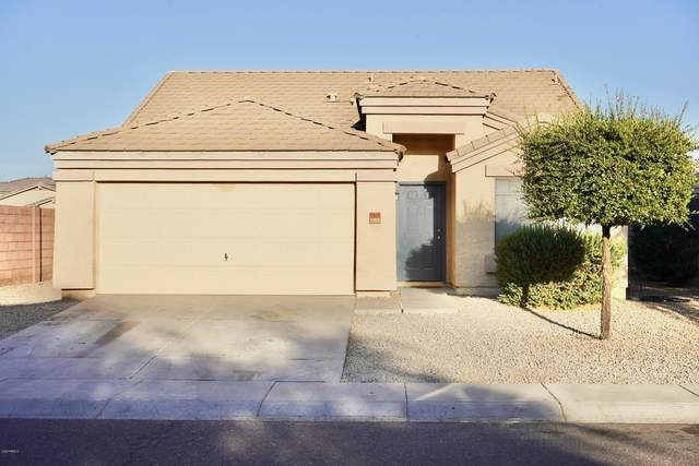 1415 S 105TH Drive, Tolleson, AZ 85353 (MLS #6138986) :: Brett Tanner Home Selling Team