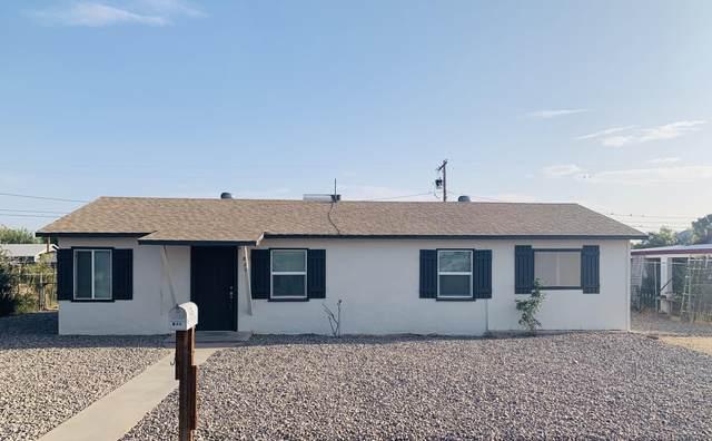 825 W Dewey Avenue, Coolidge, AZ 85128 (MLS #6138997) :: Arizona Home Group