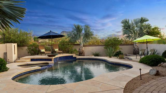 13831 E Geronimo Road, Scottsdale, AZ 85259 (MLS #6139003) :: Dijkstra & Co.