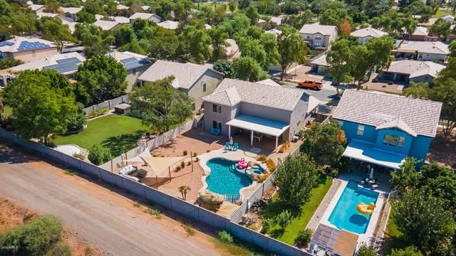 634 W Aviary Way, Gilbert, AZ 85233 (MLS #6139004) :: Keller Williams Realty Phoenix