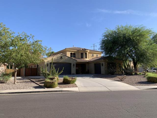 510 E Alamosa Drive, Chandler, AZ 85249 (MLS #6139005) :: Dijkstra & Co.