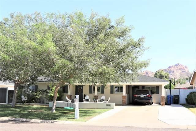4320 E Calle Redonda, Phoenix, AZ 85018 (MLS #6139007) :: Howe Realty