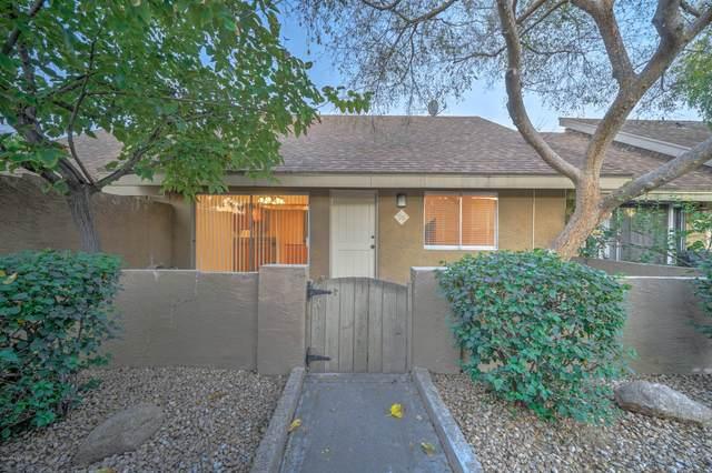 3807 N 30TH Street #26, Phoenix, AZ 85016 (MLS #6139008) :: Howe Realty