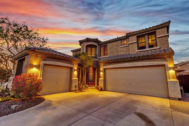 2828 W Cottonwood Lane, Phoenix, AZ 85045 (MLS #6139015) :: Keller Williams Realty Phoenix