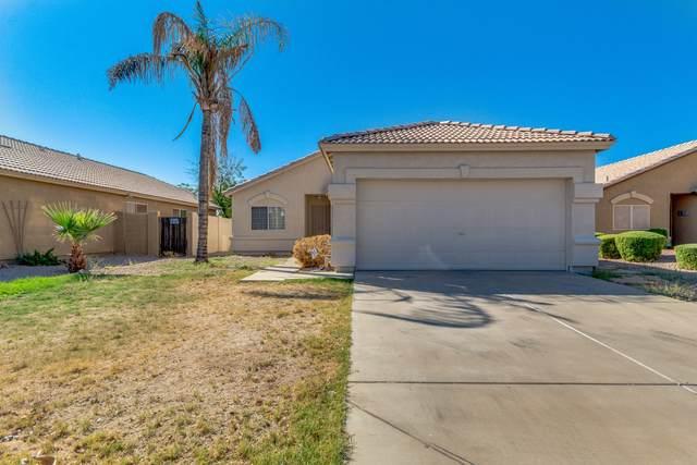 7463 E Naranja Avenue, Mesa, AZ 85209 (MLS #6139016) :: Keller Williams Realty Phoenix