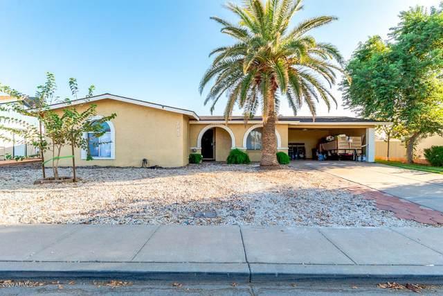 2843 E Covina Street, Mesa, AZ 85213 (MLS #6139019) :: Keller Williams Realty Phoenix