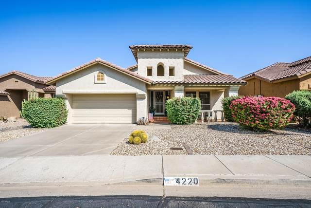 4220 E Desert Marigold Drive, Cave Creek, AZ 85331 (MLS #6139021) :: RE/MAX Desert Showcase