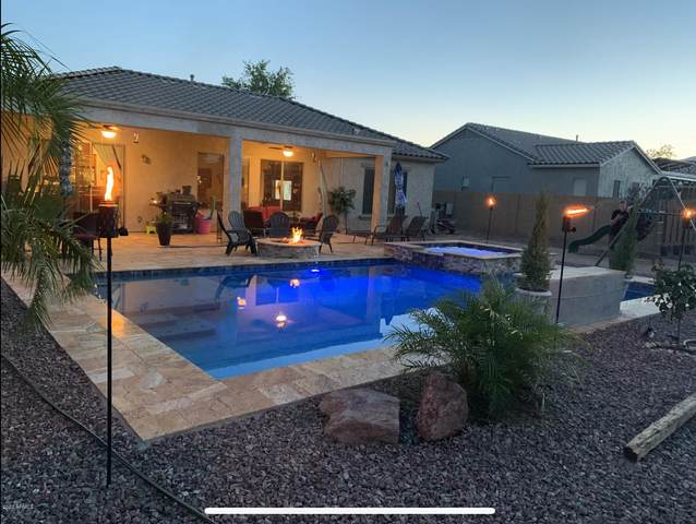 18186 W Echo Lane, Waddell, AZ 85355 (#6139060) :: AZ Power Team | RE/MAX Results
