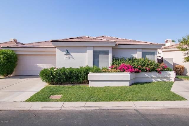 7778 E Oakshore Drive, Scottsdale, AZ 85258 (MLS #6139086) :: Devor Real Estate Associates