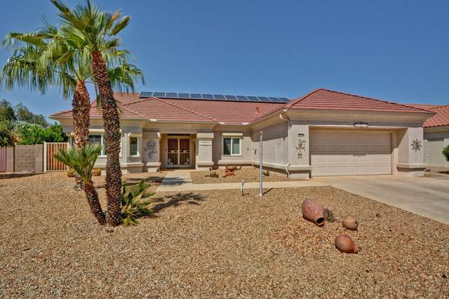 20418 N 133rd Way, Sun City West, AZ 85375 (MLS #6139098) :: The J Group Real Estate | eXp Realty