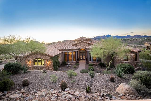 9928 N Canyon View Lane, Fountain Hills, AZ 85268 (MLS #6139102) :: Lucido Agency