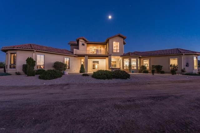 4140 W Chuckwalla Road, Prescott, AZ 86305 (MLS #6139111) :: Dave Fernandez Team | HomeSmart